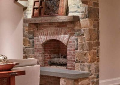 Gates Fireplace
