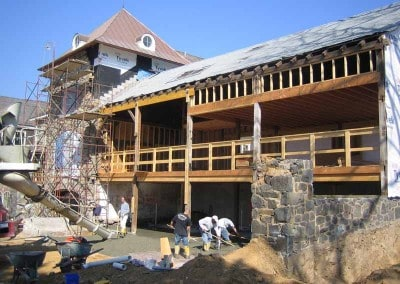 Greenville, Delaware Renovation - Dewson Construction
