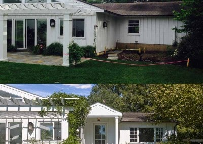 Pool House Renovation - Dewson Construction
